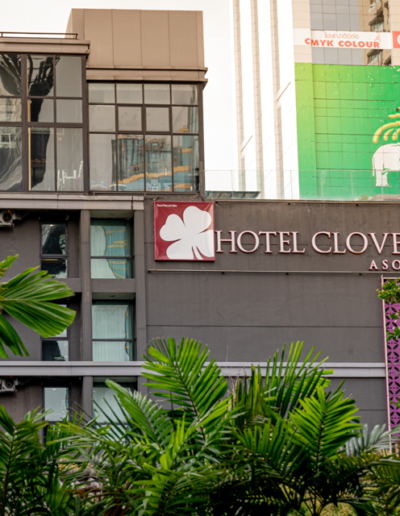 Hotel Clover Asoke-overview